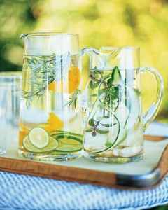 Super 6: Infused Water