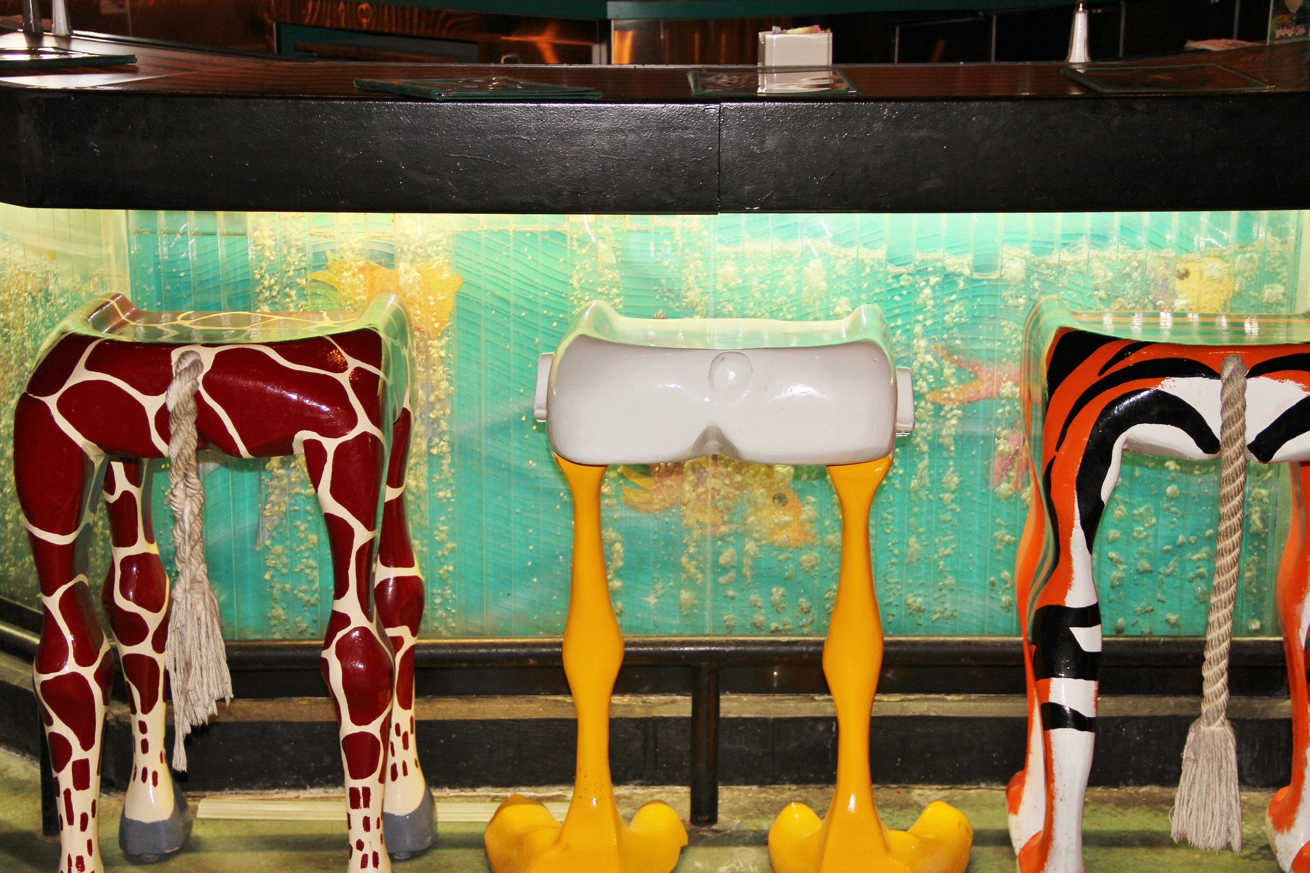 Rainforest Cafe: A Little Adventure With Your Meal - East Valley ...