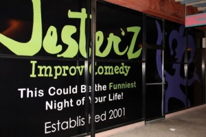 Jester'z Improv Ticket Giveaway