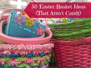 50 Easter Basket Ideas That Aren't Candy