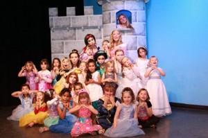 Princess Tea Party Recap