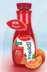 Trop50 Red Orange