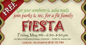 Fiesta! Cinco de Mayo with Apache Junction Parks and Rec