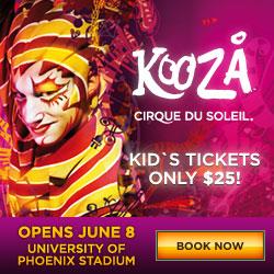 Cirque du Soleil Kooza Review