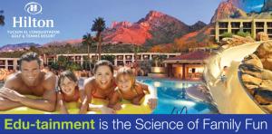 Hilton Tucson El Conquistador Summer Fun