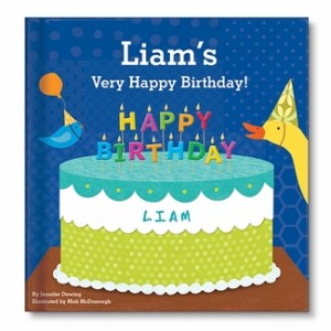 My Very Happy Birthday Book