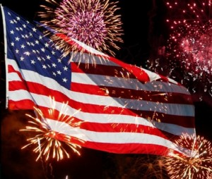 """Fire in the Sky"" – Gilbert Fourth of July Event"
