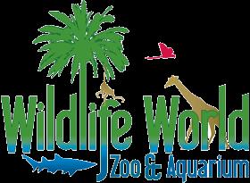 Explore the Wildlife World Zoo & Aquarium! {$3 off coupon}