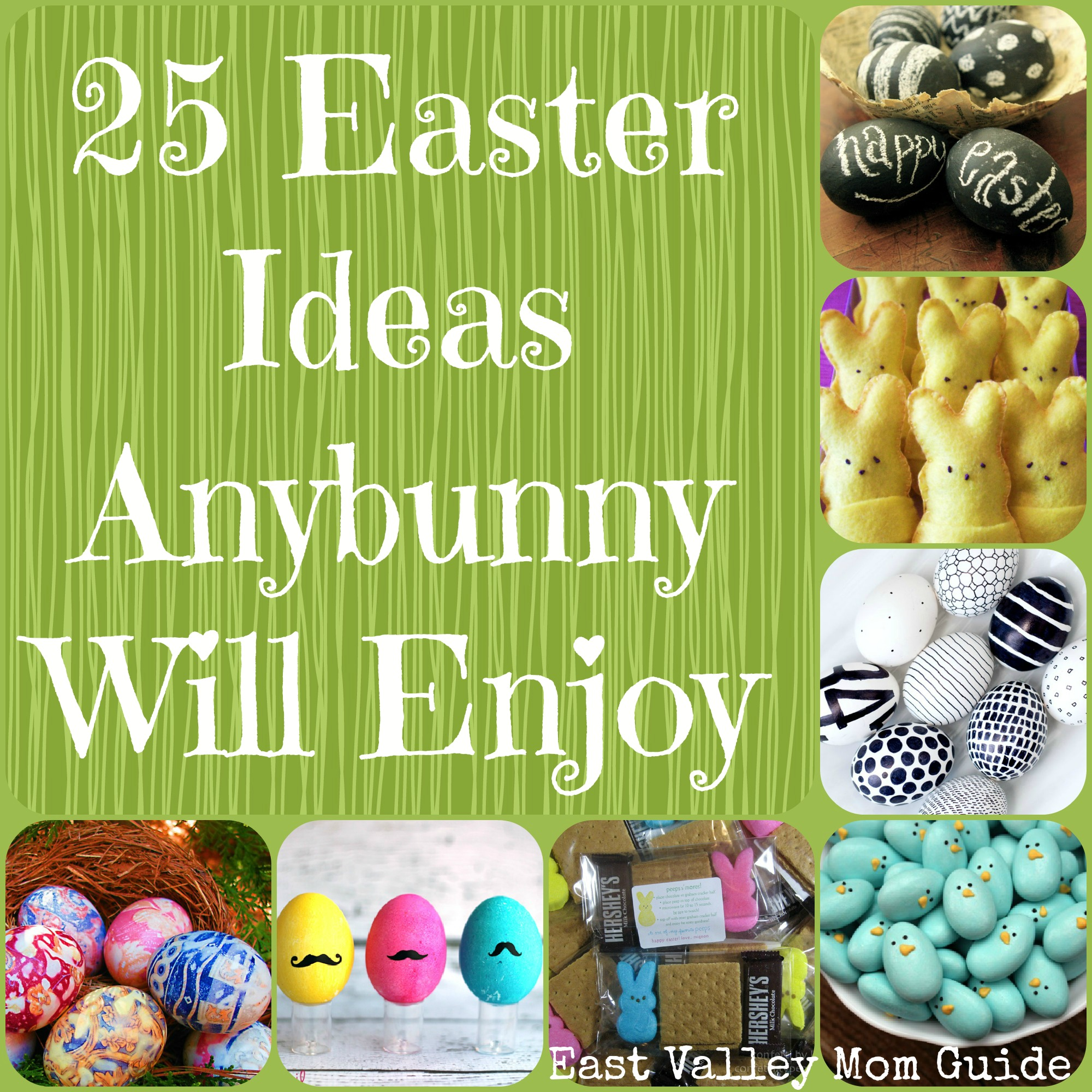 25 easter ideas anybunny will enjoy east valley mom guide negle Choice Image