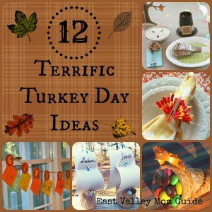 12 Terrific Turkey Day Ideas