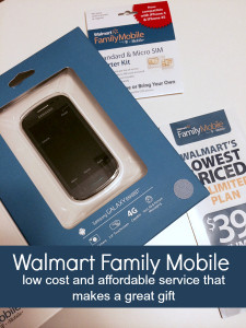 Walmart Family Mobile Unlimited Plans are the Perfect Gift