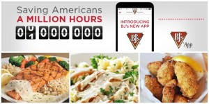 BJ's Restaurant and Brewhouse: Making Family Dining Easier