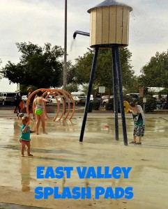 East Valley Splash Pads