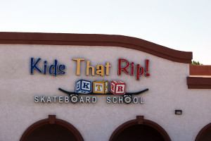 Kids That Rip – The East Valley's Indoor Skateboard Park and School