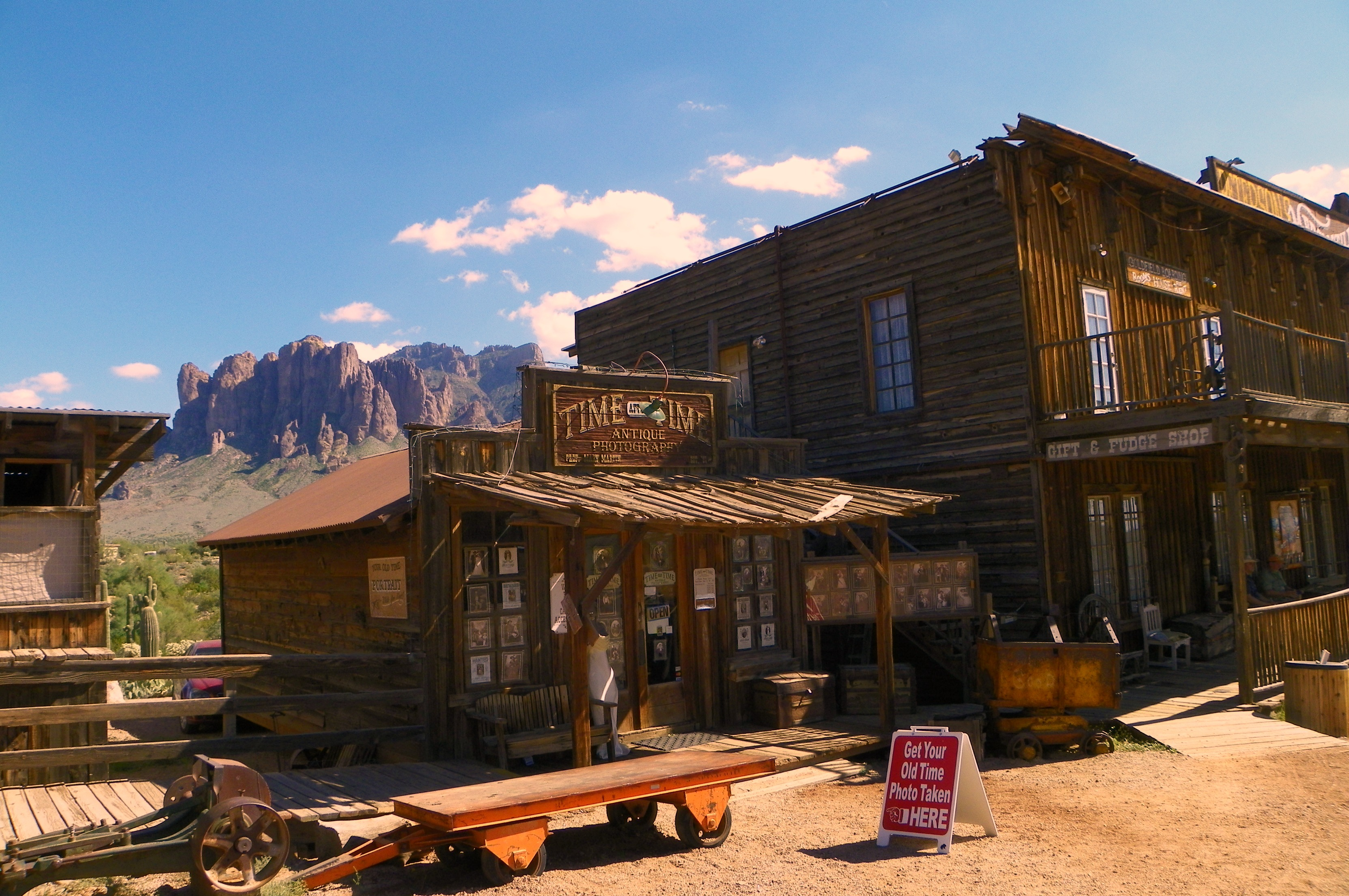 5 Family-Friendly Places To Experience the Old West in AZ
