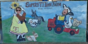 Learn, Shop, and Play at Superstition Farm