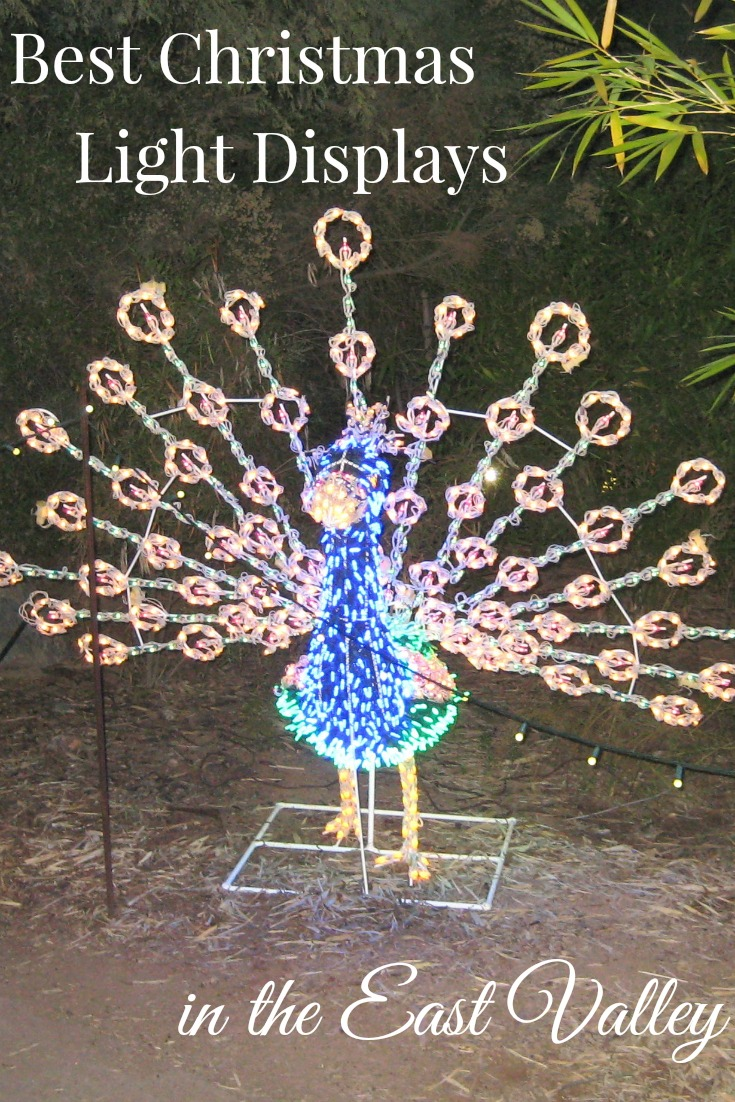 Best Christmas Light Displays In
