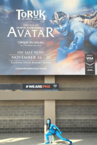 Cirque du Soleil Coming to Valley