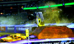 Monster Jam – A Fun Event for the Young at Heart