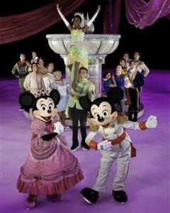 Disney on Ice Fun Facts