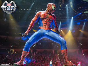 Marvel Universe Live: Get A Free Ticket