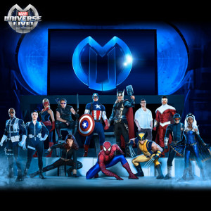 Marvel Universe Live Coming to Phoenix