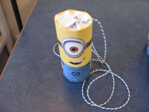 Mini Minion Pinatas
