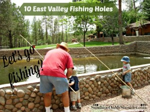 10 East Valley Fishing Holes
