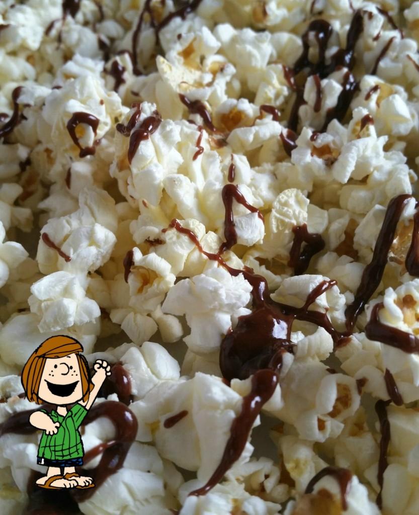 Peppermint Patty Popcorn recipe 1