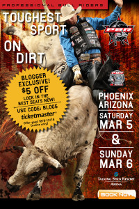 Professional Bull Riders coming to Phoenix