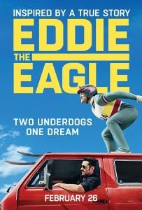 Eddie the Eagle Movie Review