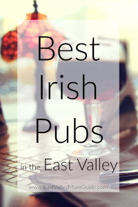 Best Irish Pubs in the East Valley