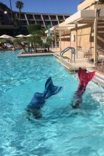 Mermaid Lessons at the Phoenician