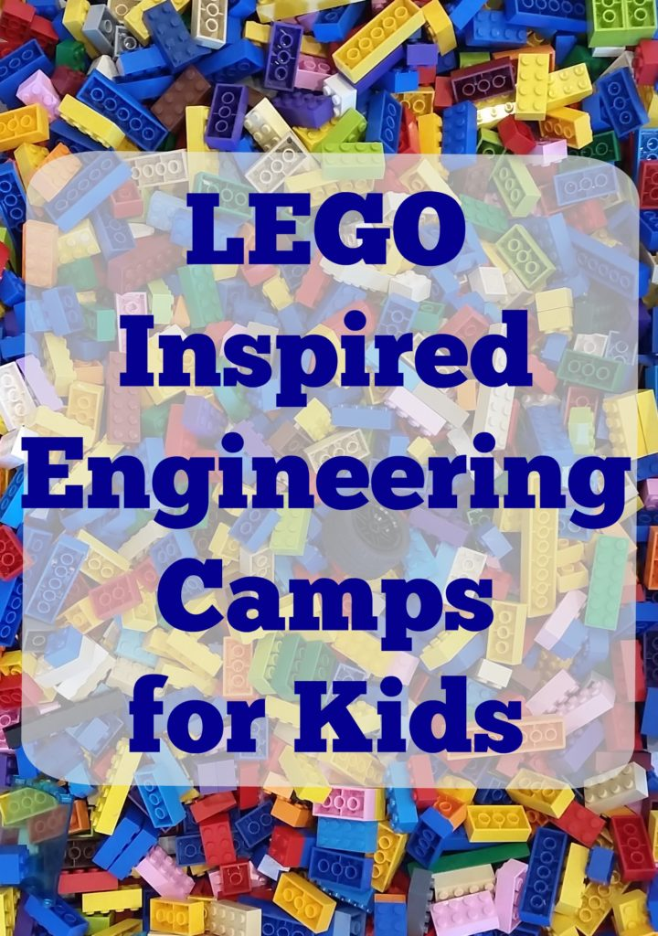 LEGO Inspired Engineering Camps for Kids