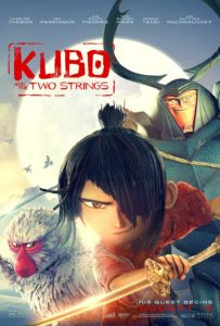 Kubo & the Two Strings Movie Review