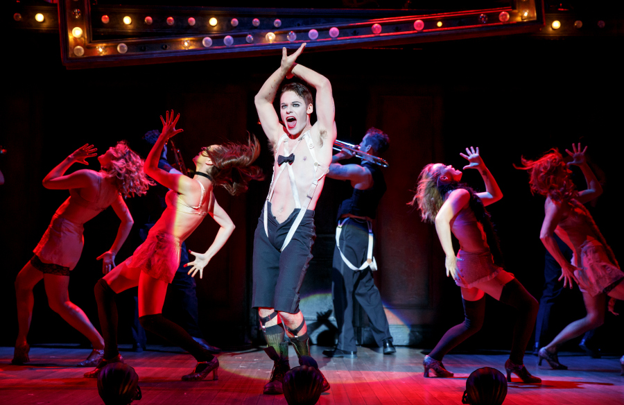 CABARET is coming to ASU Gammage September 13-18, 2016 and tickets are on sale now!