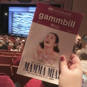 Mamma Mia: Fun Mother Daughter Date