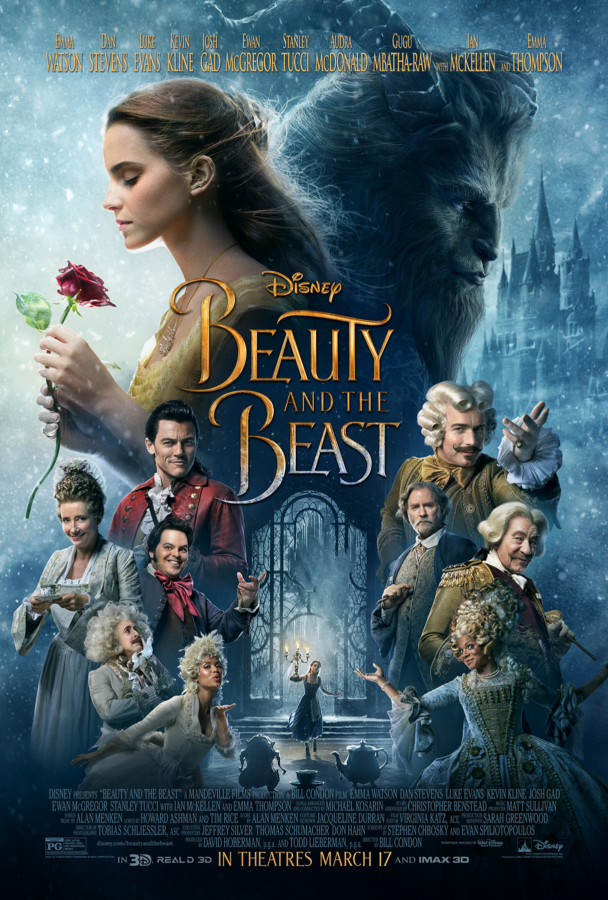 Beauty & The Beast Movie Poster