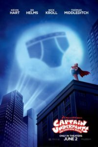 Captain Underpants Movie Review
