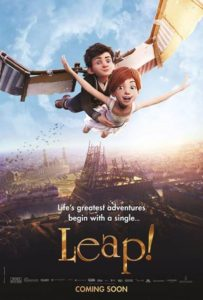 Leap Movie Review