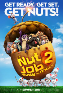 Nut Job 2 Movie Review