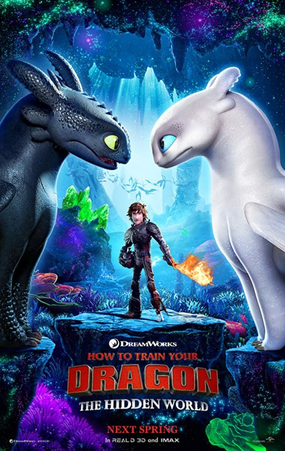 Find out what one thing you need to take with you when you go see the new How to Train Your Dragon: The Hidden World movie. Plus HTTYD Party Ideas.